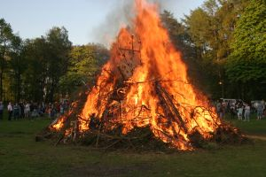 Osterfeuer 2019 1